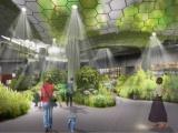 Hàn Quốc xây công viên ánh sáng dưới lòng đất