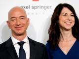 Ly hôn vợ, ông chủ Amazon sẽ mất ngôi vị giàu nhất thế giới?