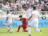 ĐT Việt Nam thi đấu kiên cường trước ứng viên số 1 châu Á