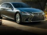 Toyota Việt Nam triệu hồi dòng Lexus LS 500
