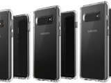 Lộ hình ảnh bộ ba Samsung Galaxy S10