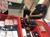 Khởi tố nam hành khách Hàn Quốc mang 200 điện thoại vào Việt Nam