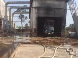 Bình Dương: Cháy lớn trong công ty gỗ làm 1 người chết, 3 người bị thương