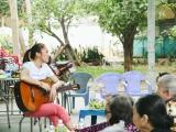 Mỹ Tâm tự đệm đàn, hát nhạc phim dành tặng nghệ sĩ lớn tuổi