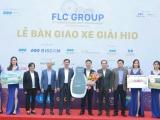 Tập đoàn FLC trao thưởng 8 xế sang Mercedes cho golfer đạt giải HIO