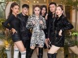 Xứng tầm mỹ nhân Jacqueline như Quynh Anh Shyn, Hoang Thuy Linh và Hari Won
