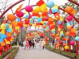 Vui hết nấc với lễ hội hoa xuân tại Sun World Halong Complex