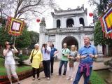 Hơn 500.000 du khách đến Hà Nội dịp Tết Kỷ Hợi