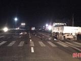 Hà Tĩnh: Xe máy tông đuôi ôtô, 3 người thiệt mạng