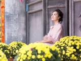 Thu Thủy - Quán quân nhạc nhẹ Sao Mai 2017: Xinh đẹp, duyên dáng trong MV Chúc Tết mọi nhà