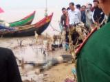 Thanh Hóa: Liên tiếp phát hiện các thi thể trôi dạt vào bờ