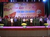 Hà Tĩnh: Giao lưu, gặp mặt thanh niên chuẩn bị lên đường nhập ngũ