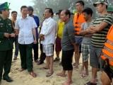 Cứu hộ, cứu nạn kịp thời tàu vỏ thép bị mắc cạn ở vùng biển Thừa Thiên Huế