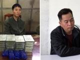 Cao Bằng: Triệt phá đường dây mua bán 24 bánh heroin