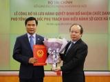 Ông Nguyễn Như Quỳnh giữ chức Phó TGĐ phụ trách Ban điều hành HNX
