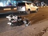 Bình Dương: Xế hộp mất lái tông liên hoàn khiến nhiều người nhập viện