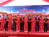 Khánh thành Nhà máy điện mặt trời lớn nhất Việt Nam