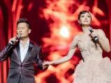 Nguyễn Hồng Nhung kiêu sa trên sân khấu sau 14 năm trở lại quê nhà