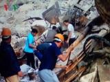 Sạt lở tại mỏ đá ở Cao Bằng, 2 người tử vong