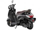 Dòng xe Yamaha Fascino ra mắt phiên bản đặc biệt 'Hiệp sĩ bóng đêm'