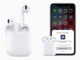 Apple ra mắt AirPods mới: Sạc không dây, chip H1 hỗ trợ Hey Siri