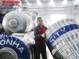 Sơn Hà xây dựng thương hiệu gắn với sản phẩm sử dụng nguồn năng lượng tái tạo