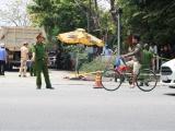 """Thừa Thiên Huế: Xe tải va chạm xe máy tại """"ngã ba tử thần"""", 2 người thiệt mạng"""
