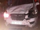 Thanh Hóa: Xe 7 chỗ tông hàng loạt xe máy, 4 người thương vong