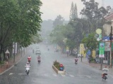 Dự báo thời tiết 2/4: Bắc Bộ chuyển lạnh, Tây Nguyên và Nam Bộ có mưa dông