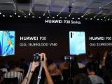 Huawei P30 và P30 Pro chính thức có mặt tại Việt Nam