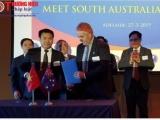 Kon Tum và Bang Nam Australia hợp tác đào tạo nhân lực trong lĩnh vực nông nghiệp