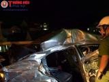 Thừa Thiên – Huế: Va chạm kinh hoàng giữa xe ô tô con và xe tải, 5 người thương vong