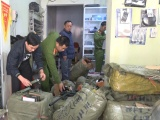 Lạng Sơn: Thu giữ hơn 1.200 vũ khí thô sơ, công cụ hỗ trợ trong nhà dân
