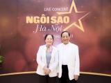Dàn sao tỏa sáng trong Live concert để đời của NS Vĩnh Cát