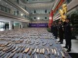 Trung Quốc thu giữ 7,5 tấn ngà voi