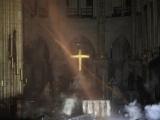Điều kỳ diệu sau vụ hỏa hoạn tại Nhà thờ Đức Bà Paris