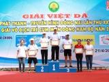 Hơn 2.000 người tham dự Giải Việt dã truyền hình Đồng Nai lần thứ 25 do Number 1 Active Chanh Muối tài trợ