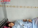 Hương Khê - Hà Tĩnh: Trưởng khoa hồi sức cấp cứu hiến máu cứu sản phụ qua cơn nguy kịch