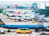 Từ 1/7, bắt đầu áp dụng khung giá vé máy bay nội địa hạng phổ thông
