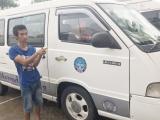 Bắt gọn tên trộm cùng chiếc xe Mercedes khi đang tẩu thoát