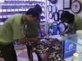Đà Nẵng: Tạm giữ gần 1.300 đồng hồ đeo tay nghi giả mạo