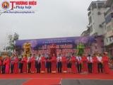 Hải Phòng: Khánh thành dự án chỉnh trang sông Tam Bạc