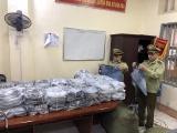 Lạng Sơn: Thu giữ lô hàng quần áo giả mạo các nhãn hiệu thời trang nổi tiếng