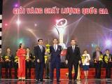 Thủ tướng quyết định tặng Giải vàng Chất lượng Quốc gia cho 22 DN