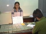 Đắk Lắk: Kiều nữ dùng 'chiêu độc' vận chuyển 22 bánh ma túy từ Lào về Việt Nam