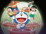 Doraemon hóa 'thỏ ngọc' đốn tim khán giả trong chuyến phiêu lưu đến 'nhà chị Hằng'