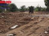 Nam Từ Liêm, Hà Nội: Chưa xử lý dứt điểm các bãi tập kết VLXD đang 'bủa vây' trường học? (Bài 2)