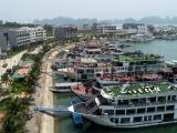 Sức hút từ dự án Tuần Châu Marina: Cảng tàu khách quốc tế Tuần Châu đón đoàn đại biểu cấp cao Triều Tiên