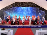 Triển khai dự án Crystal Marina Bay-Bắc Nha Trang