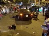 Bắt tạm giam nữ tài xế gây tai nạn liên hoàn ở ngã tư Hàng Xanh